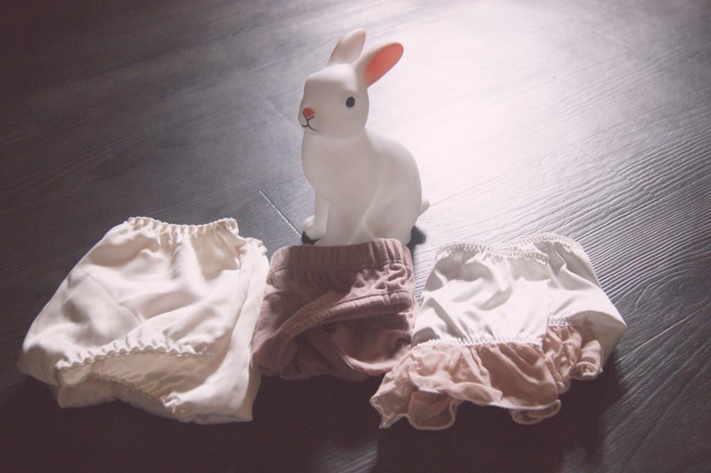 Les Petites Culottes de Creatrices par Lemon Curve