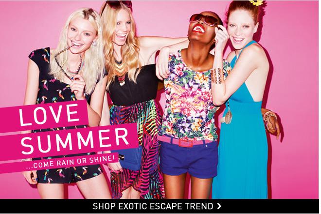 E-shopping de la semaine : New Look