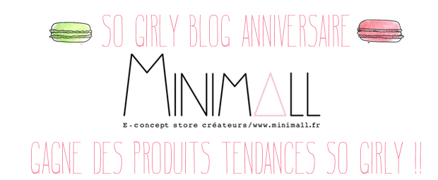 Concours SGBA #6 : Minimall