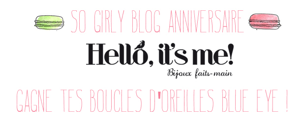 Concours SGBA #5 : Hello It's Me