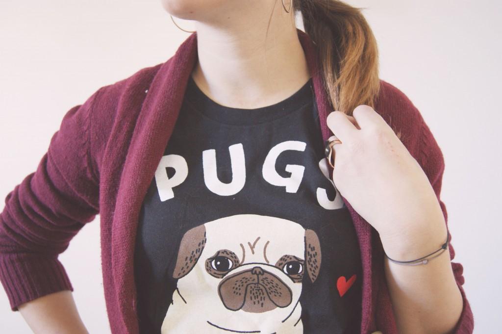 Pugs not drugs… et une petite surprise avant Noël !