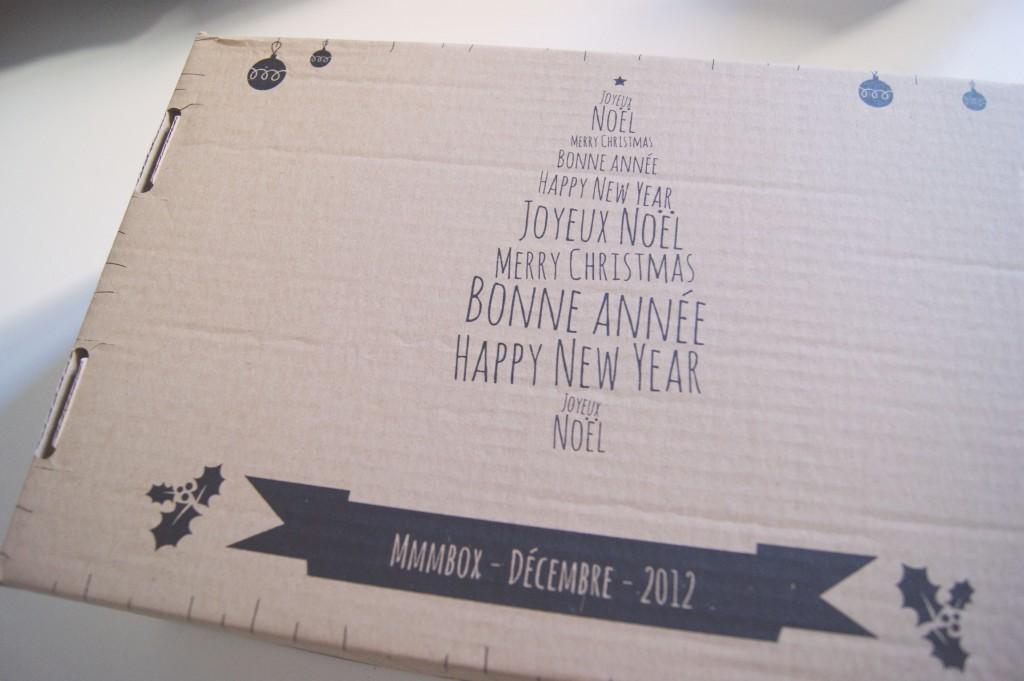 La MmmBox de Décembre