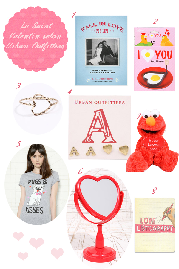 ♥ La Saint-Valentin selon Urban Outfitters ♥