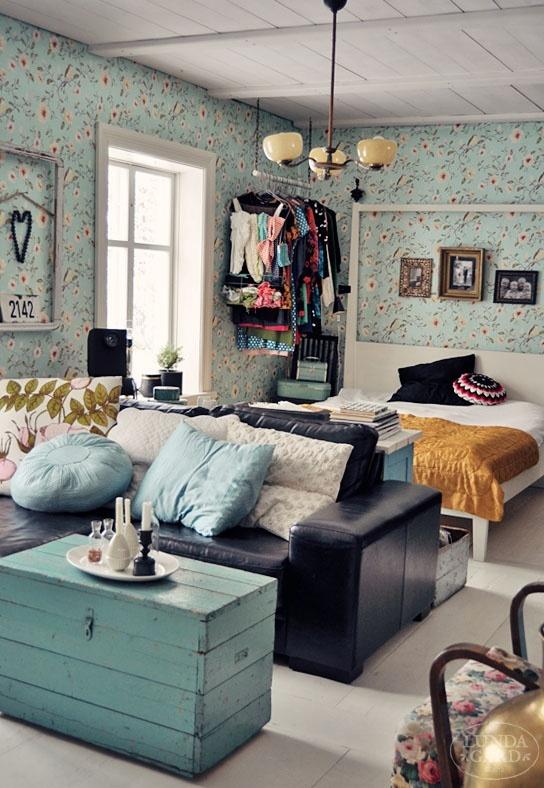 Deco Petit Appartement Parisien @LB29 – HumaTraffin