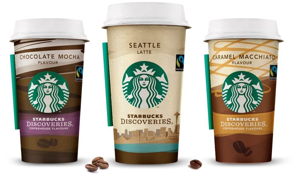 Un moment de bien-être grâce à Starbucks !