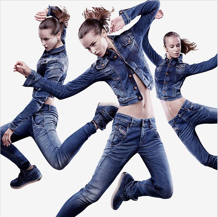Les Jogg Jeans de Diesel (+ surprise)