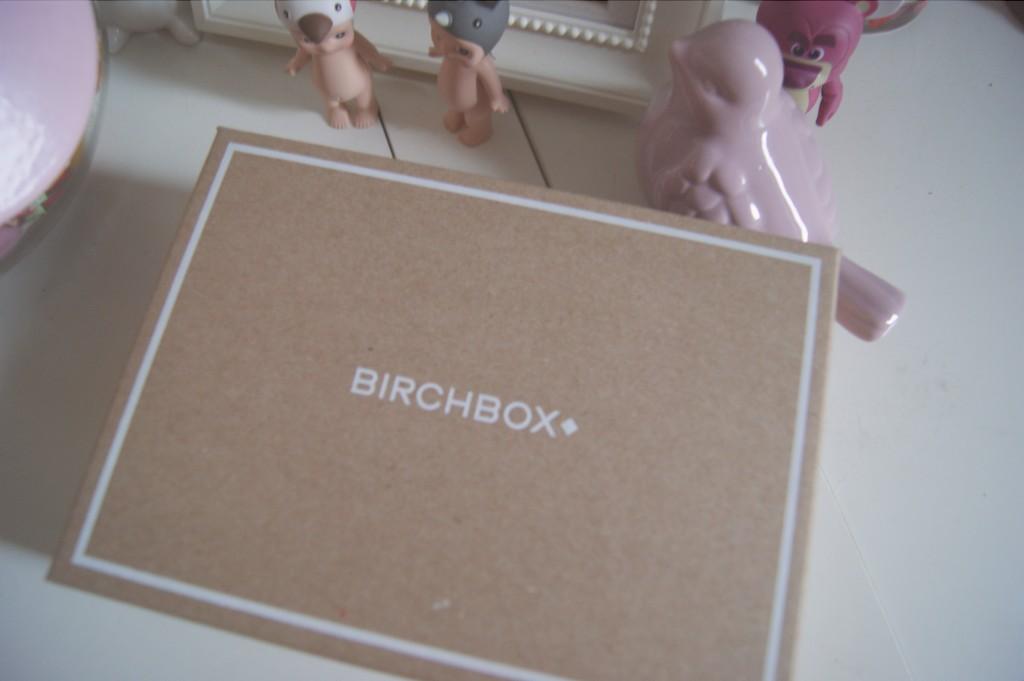 J'ai testé la Birchbox… et j'ai été déçue.