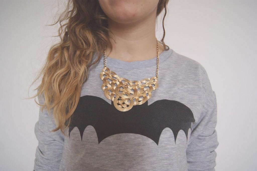 Batman en short !