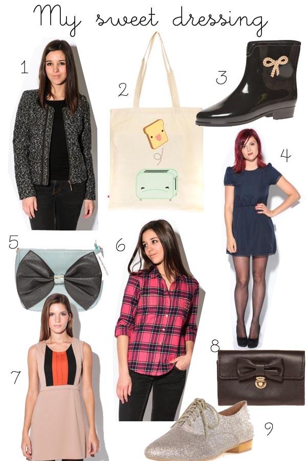 E-shopping de la semaine : le destockage My Sweet Dressing