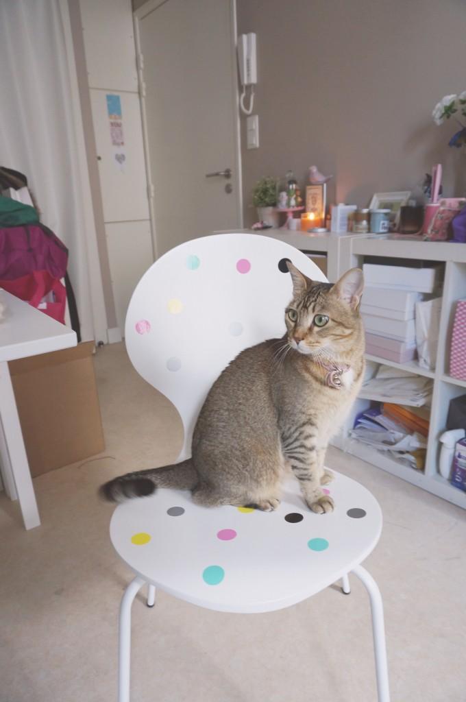 DIY : customiser ses chaises avec POM !