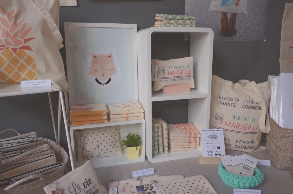 Le Marseille Créa'Market, édition du Printemps !