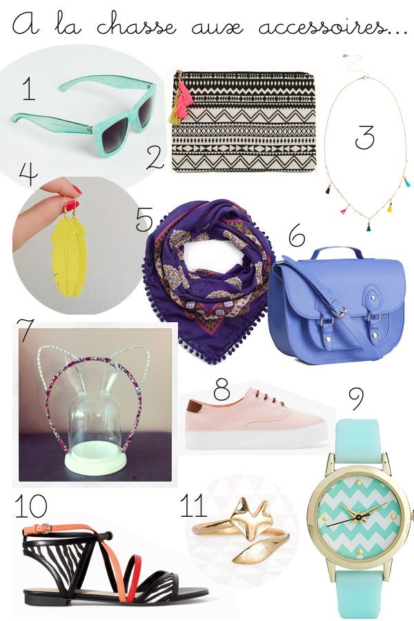 E-shopping de la semaine : Des accessoires à petit prix !