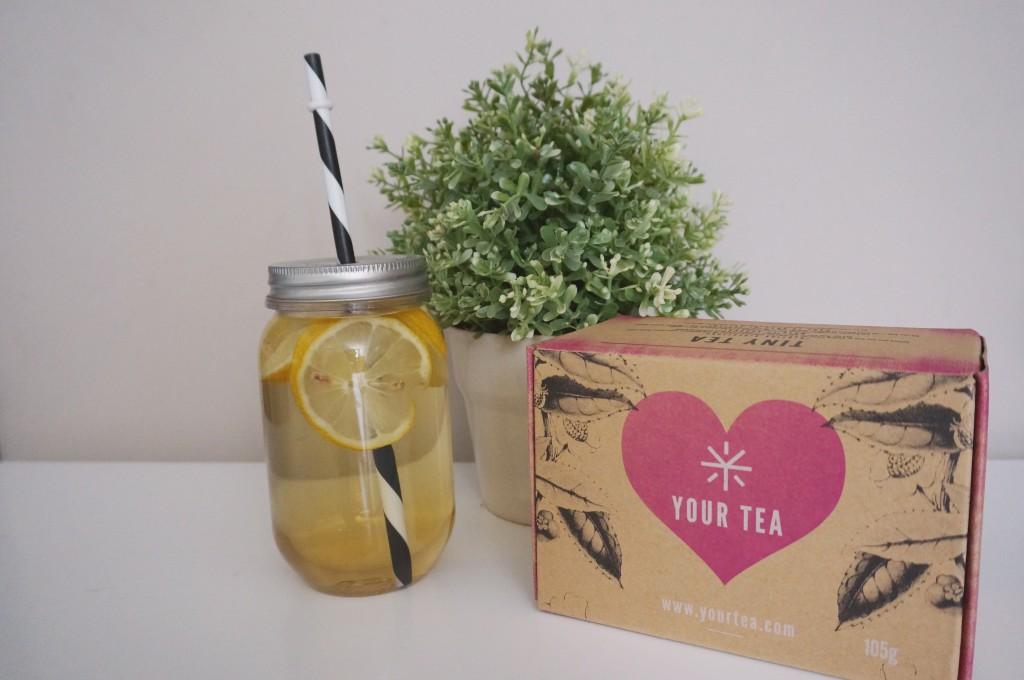 Tiny Tea, le thé détox de Your Tea