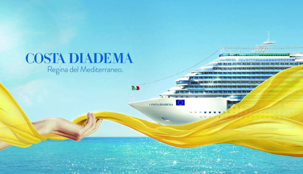 A bord du Costa Diadema