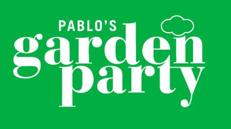 Pablo's Garden Party