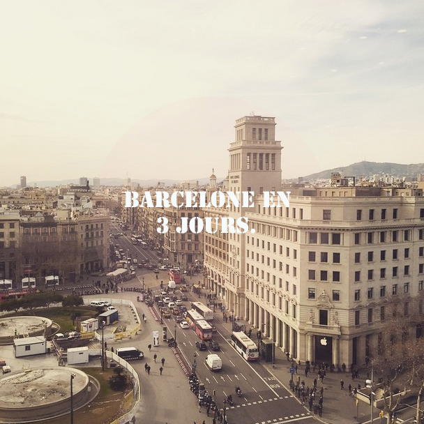 Mon City Guide de Barcelone