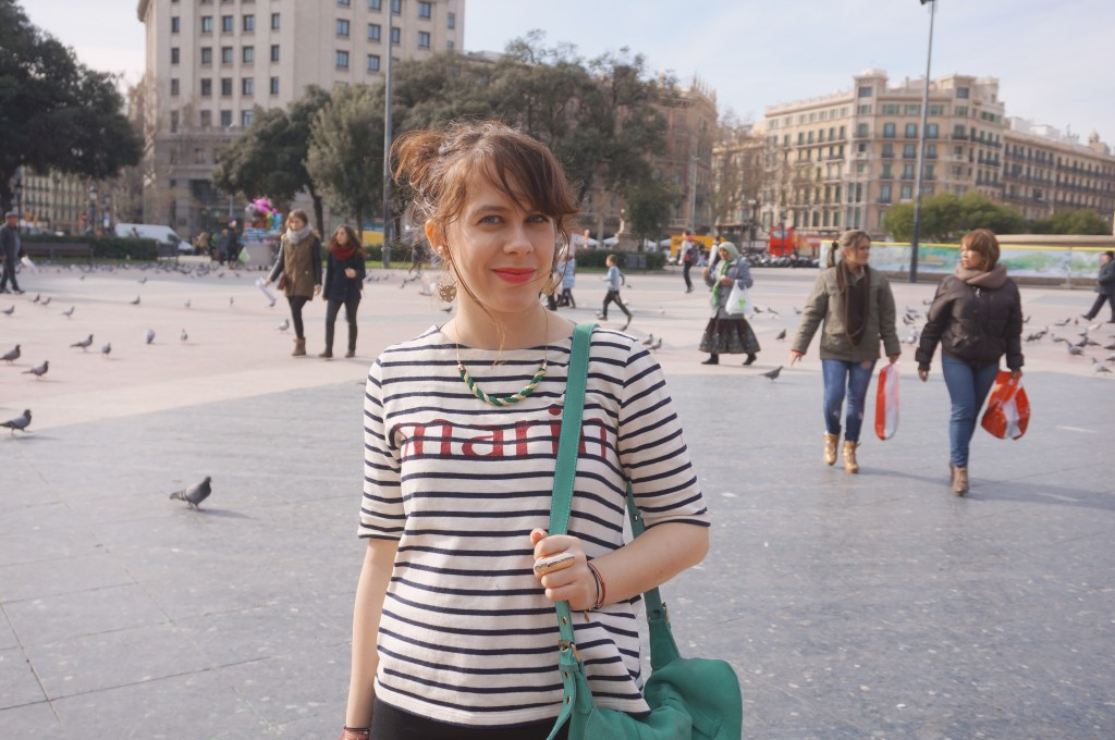 Le petit marin de Barcelone