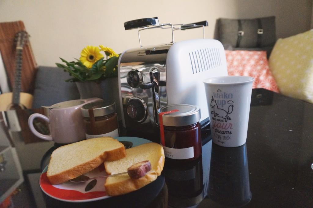 L'art du petit déjeuner