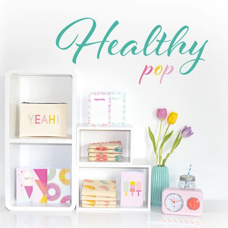 La nouvelle collection Healthy de Petite Mila