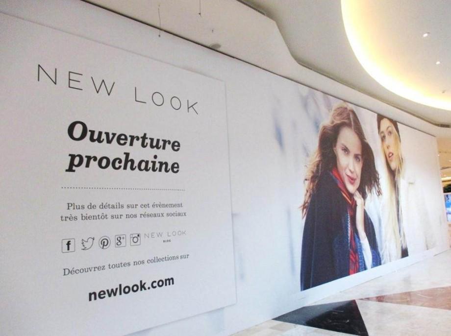 Gagne 75 euros à dépenser chez New Look Marseille !