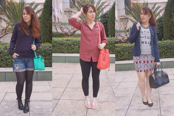 Mes 3 looks tendances avec Mixa Minceur