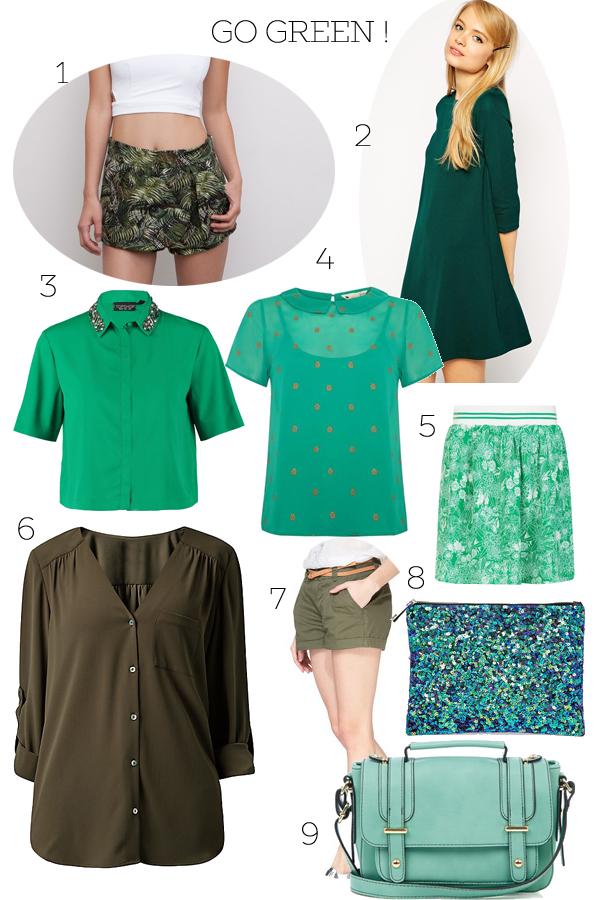 E-shopping de la semaine : Go Green !