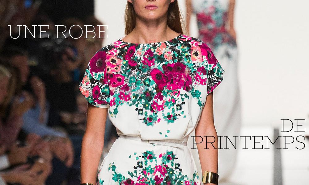 E-shopping : Une jolie robe de printemps !