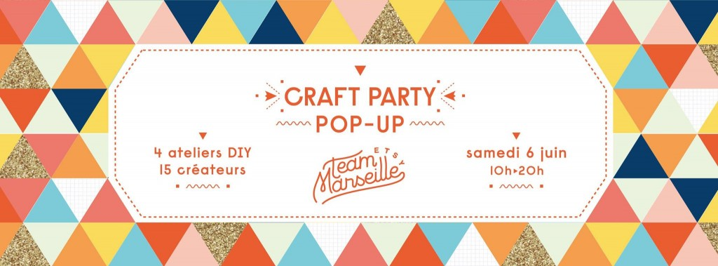 Craft Party / Pop-up Etsy