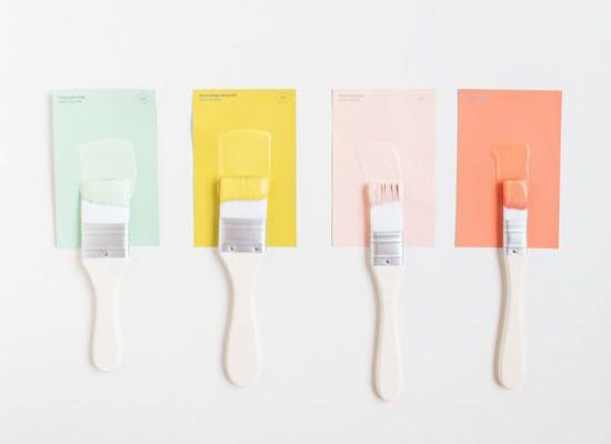 E-shopping : Pastel