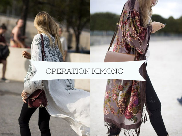 E-shopping : Opération Kimono