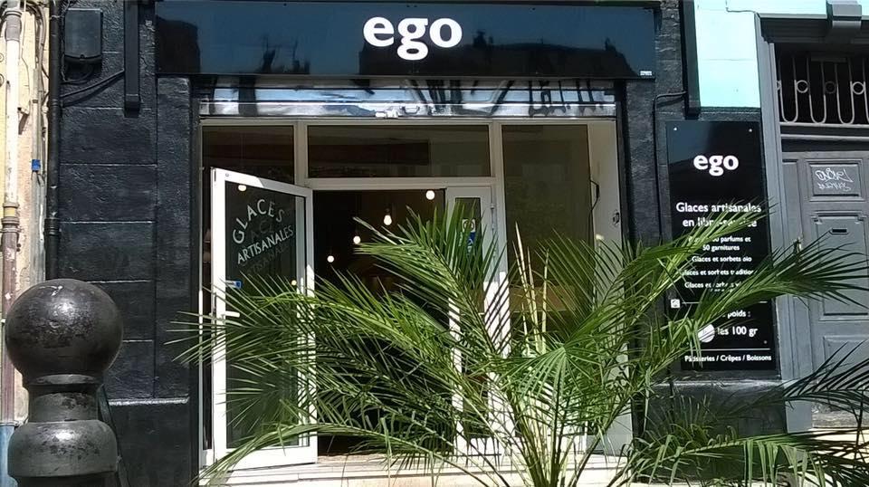 Ego Glacier