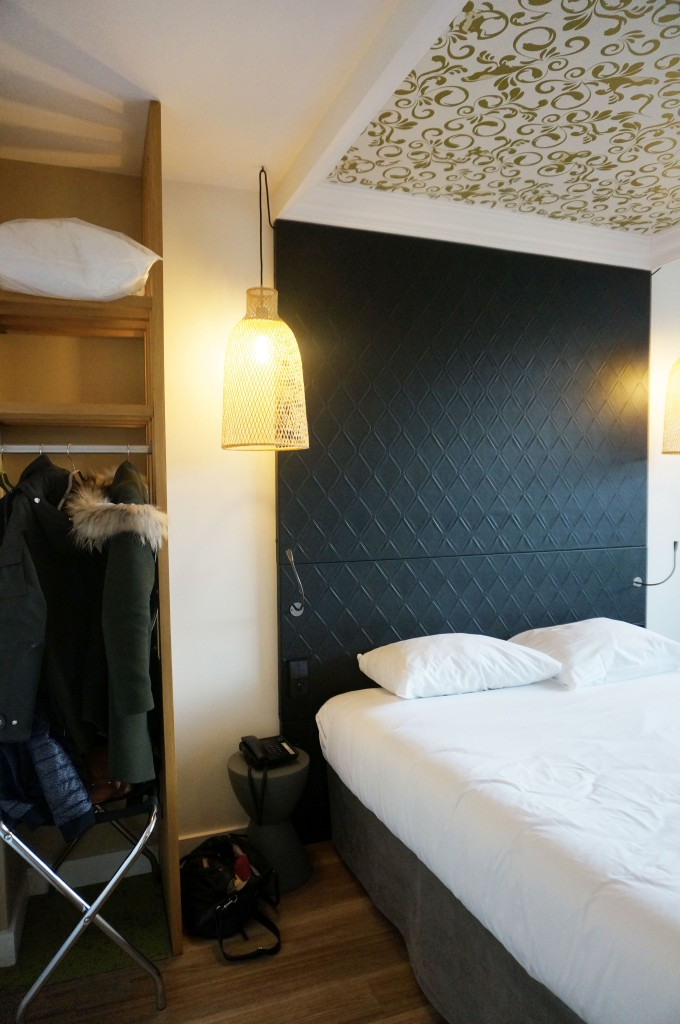 hotel ibis styles buttes chaumont