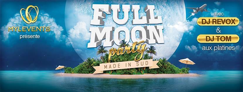 Concours // Gagne tes places pour la Full Moon Party !