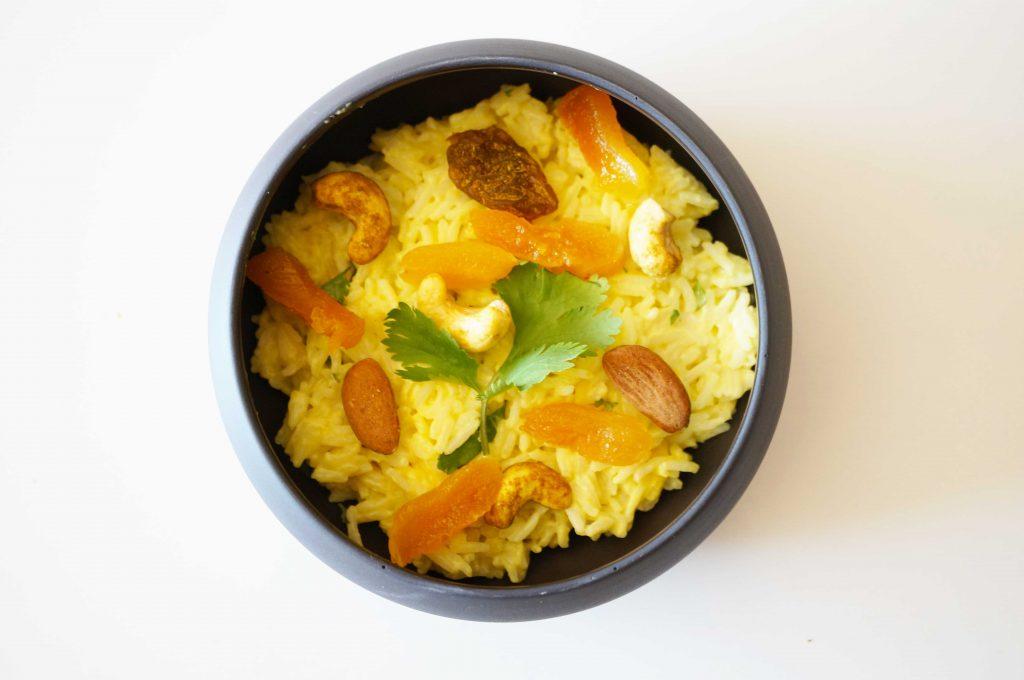 Cuisine mon riz l 39 indienne avec taureau ail le so girly blog - Absorber l humidite avec du riz ...