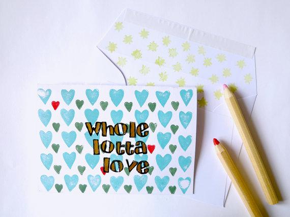 Bonne année ! // 6 cartes de voeux à envoyer