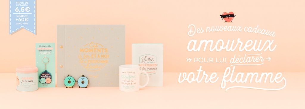 mr wonderful saint valentin