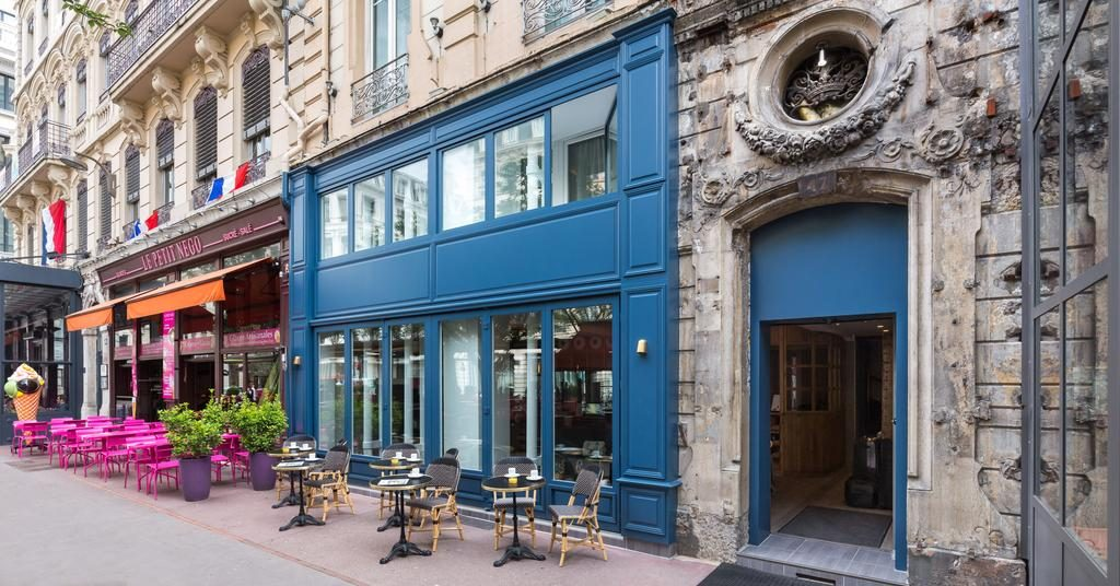 Lyon // Une nuit au Silky Hotel by HappyCulture