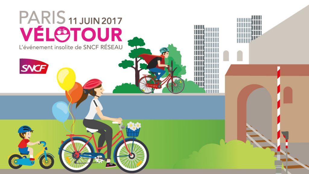 Concours // Gagne tes dossards pour le Paris Vélotour 2017 !