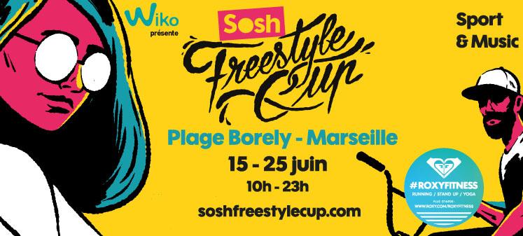 Marseille // La Sosh Freestyle Cup fête ses 10 ans !