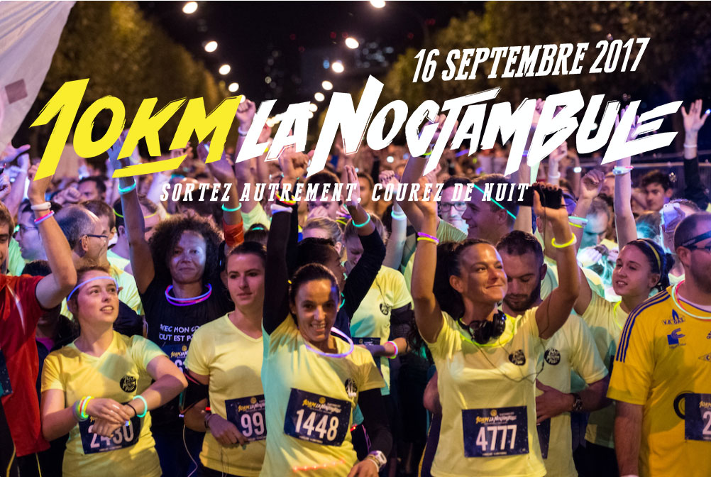 10km la noctambule 2017