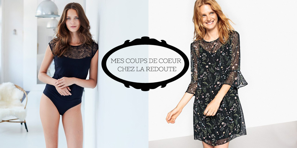 Shopping // Mes coups de coeur mode à shopper sur La Redoute !