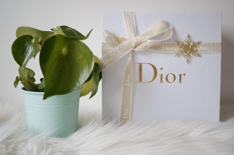 golden xmas dior