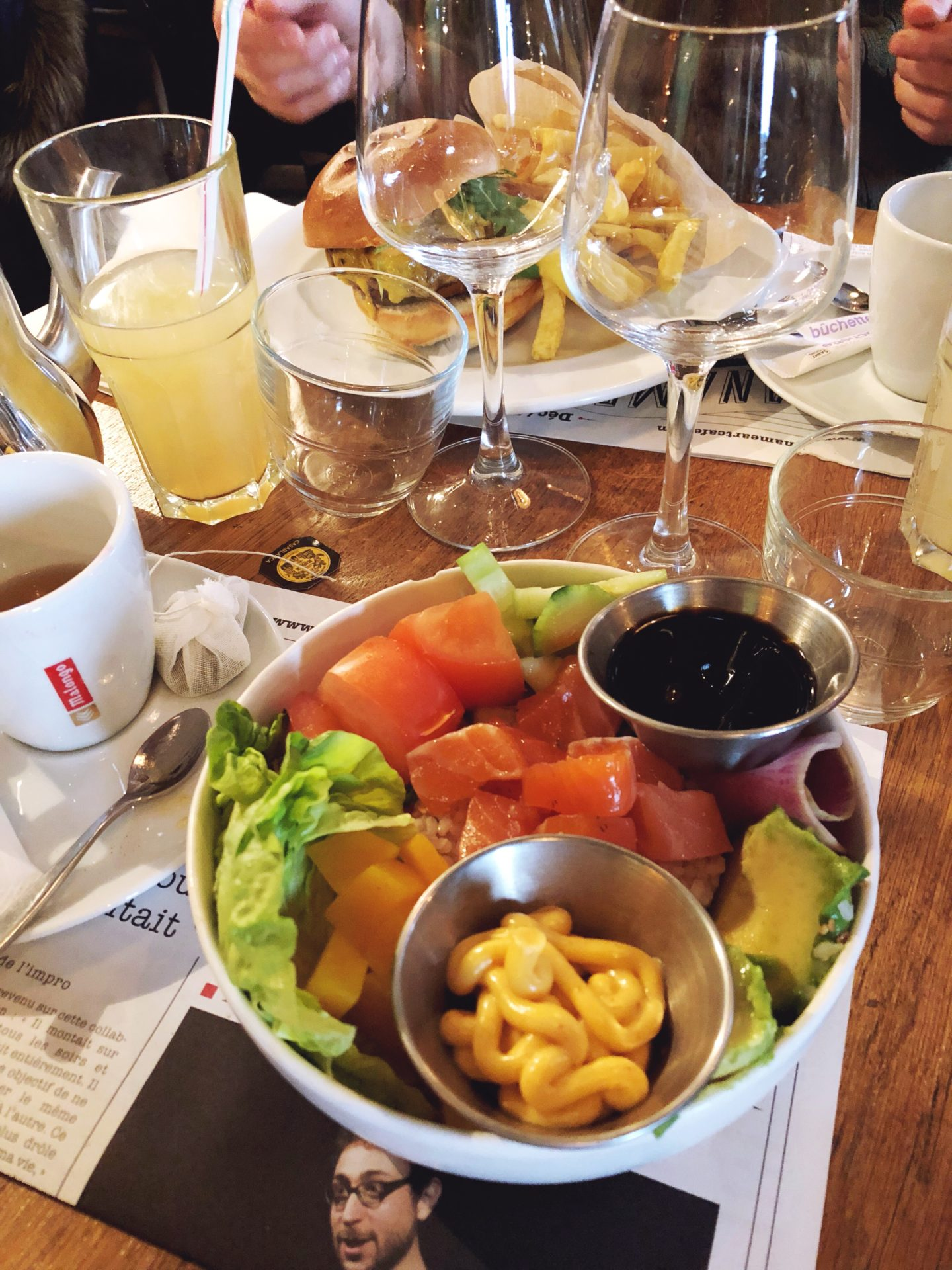 brunch paname art café