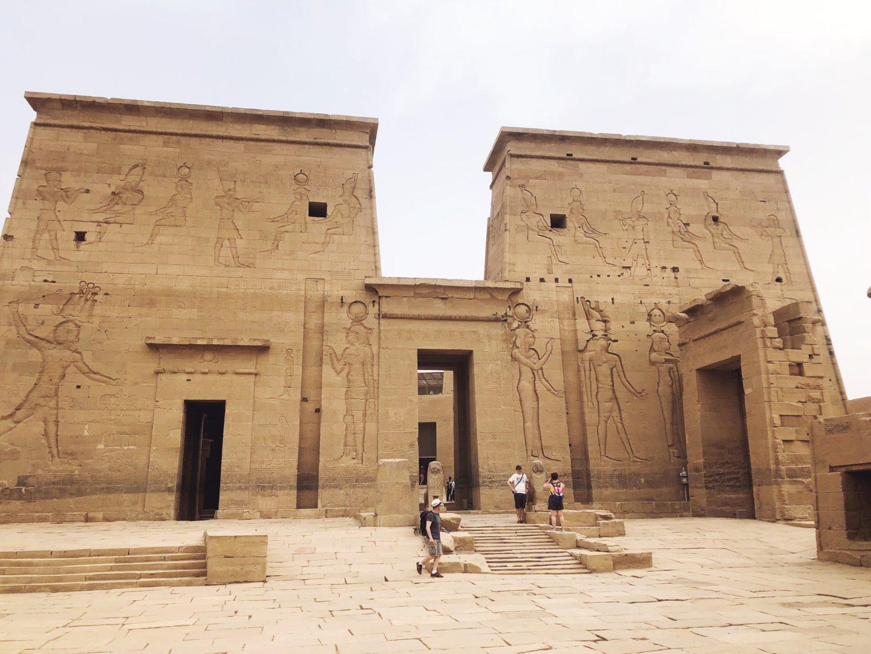 egypte temple de philae