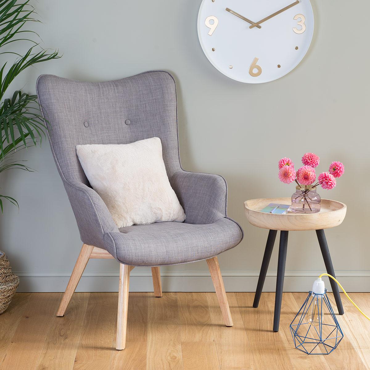chaise et fauteuill scandinave la rochelle