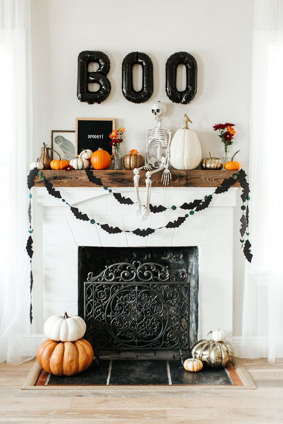 décoration halloween pinterest