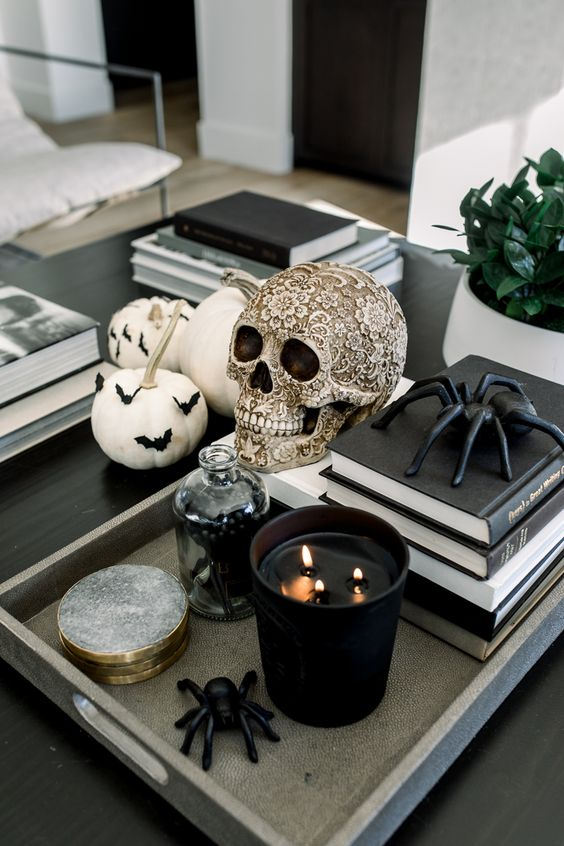 décoration halloween pinterest
