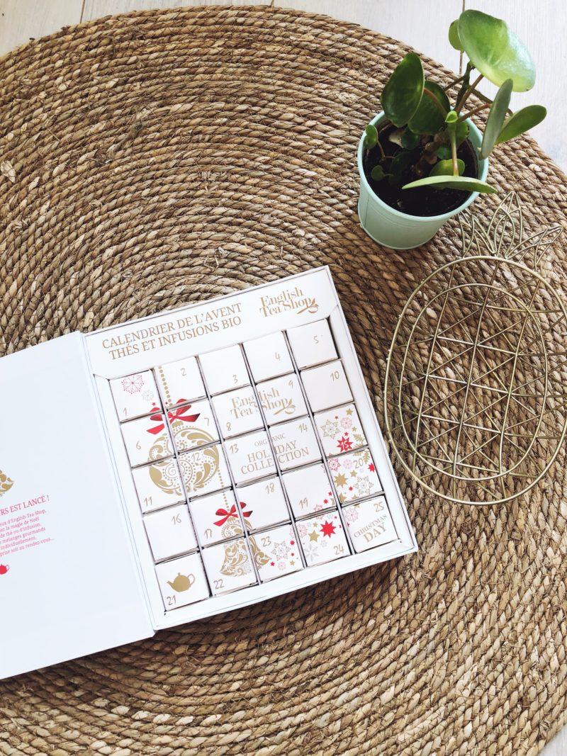 calendrier de l'avent english tea shop