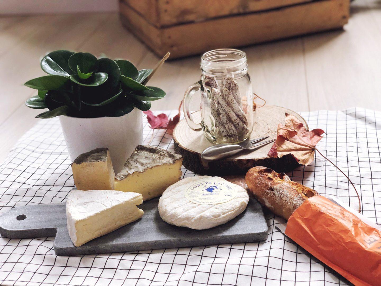 Tentation Fromage, la box pour les amateurs de fromage !