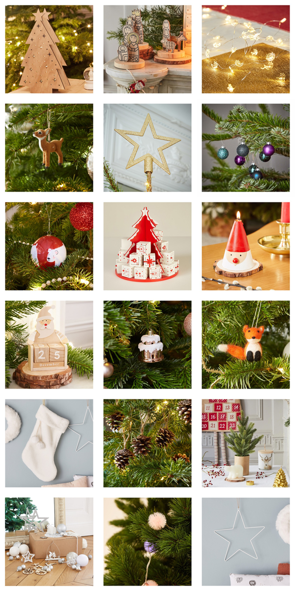 Blog So Le Noël Girly Archives Décorations sQtdrh